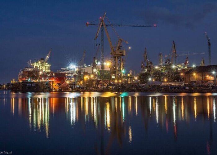 gdańska stocznia remontowa